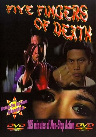 the movie five fingers of death