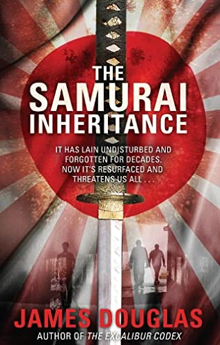 book cover of The Samurai Inheritance