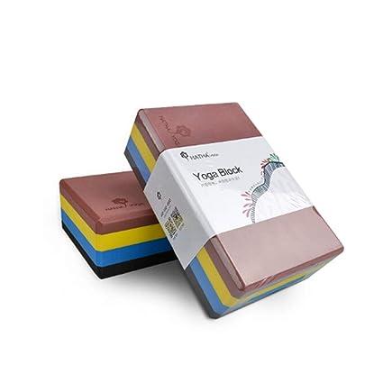 Amazon.com: SHENGSHIHUIZHONG Yoga Brick, Original Color high ...