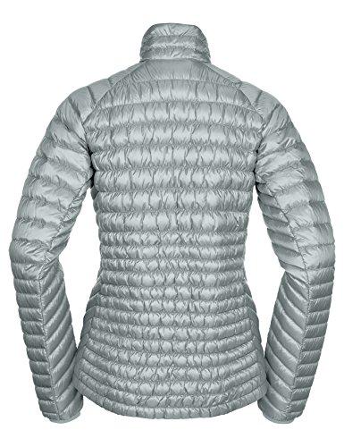 Vaude Jacket grey II pigeon Kabru Women's AqzaOTB