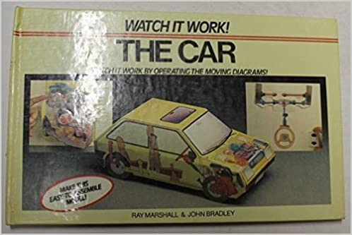 The Car: Pop-up Book by Ray Marshall (1984-09-27): Amazon.com: Books