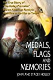 img - for Medals, Flags and Memories book / textbook / text book