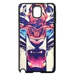 Tiger Roar Cross ZLB514276 Brand New Phone Case for Samsung Galaxy Note 3 N9000, Samsung Galaxy Note 3 N9000 Case by Maris's Diary