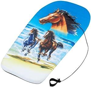 Gebro Toys 419949 - Bodyboard 94 cm Pferd