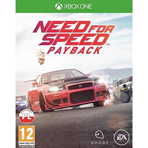 Need for Speed Payback for Xbox One rated T - Teen