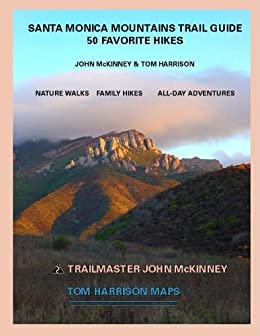 Santa Monica Mountains Trail Guide ebook product image