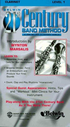 B-Flat Clarinet & B-Flat Bass Clarinet, Level 1 [VHS]