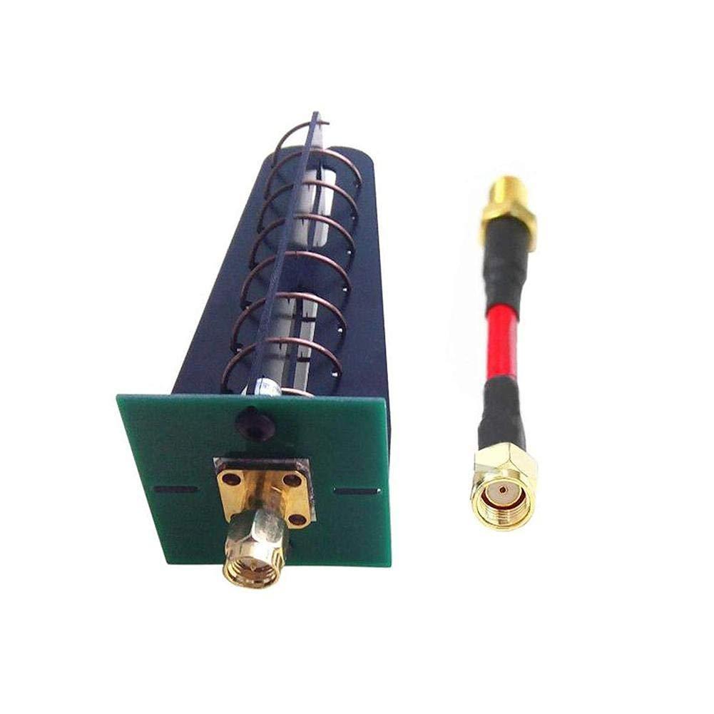 Diuspeed Antenna Aomway FPV 5.8G Antenna elicoidale 11Dbi Polarizzazione Circolare Destra SMA Maschio