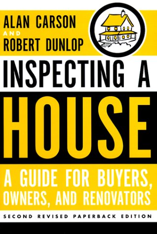Price comparison product image Inspecting a House: A Guide for Buyers, Owners, and Renovators