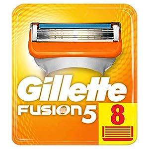 Ancienne Version Gillette Fusion Lames de Rasoir Pack de 8