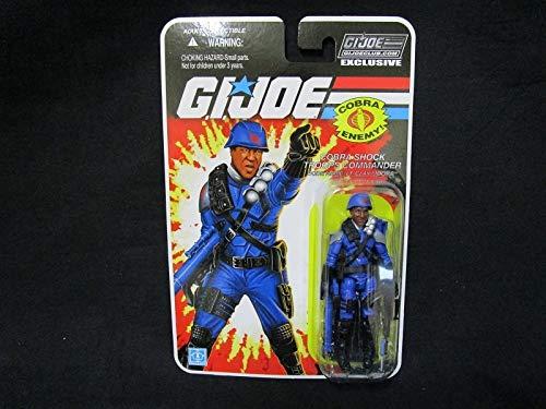 上品な GIJOE コマンダー GIジョー GIJOE ファンクラブ限定 コブラ ショックトルーパー コマンダー スネークアイ スネークアイ B07PQVDW1M, 自転車のメイト (電動自転車も):3add95f2 --- a0267596.xsph.ru