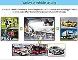 9inch Truck GPS Big Touchscreen Trucking GPS
