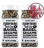 Trader Joe's Everything but The Bagel Sesame Seasoning...