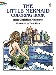 The Little Mermaid Coloring Book