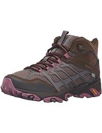 Women's Moab FST Mid Waterproof-W Hiking Boot