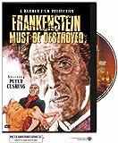 Frankenstein Must Be Destroyed (Bilingual) [Import]