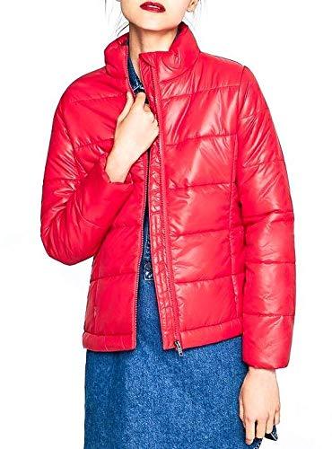 Pepe Jeans Cazadora Candy Hoodless Rojo Mujer: Amazon.es: Ropa y accesorios