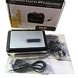 1JUSTLINK EZcap Portable USB Cassette to MP3