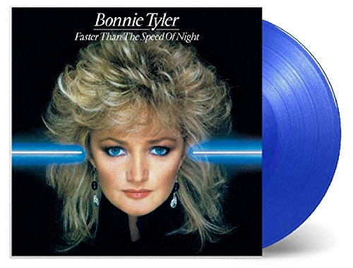 Faster Than The Speed Of Night (Bonnie Tyler Total Eclipse Of The Heart Vinyl)