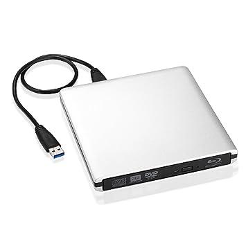 schriftsteller/blu-ray Externe Computer & Büro Ultra Slim 3d Blu-ray Player Tragbare Externe Usb 3.0 Reader/ Schriftsteller Bd-rw Für Apple Macbo Blank Disks