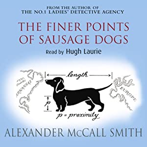 The Finer Points of Sausage Dogs Audiobook