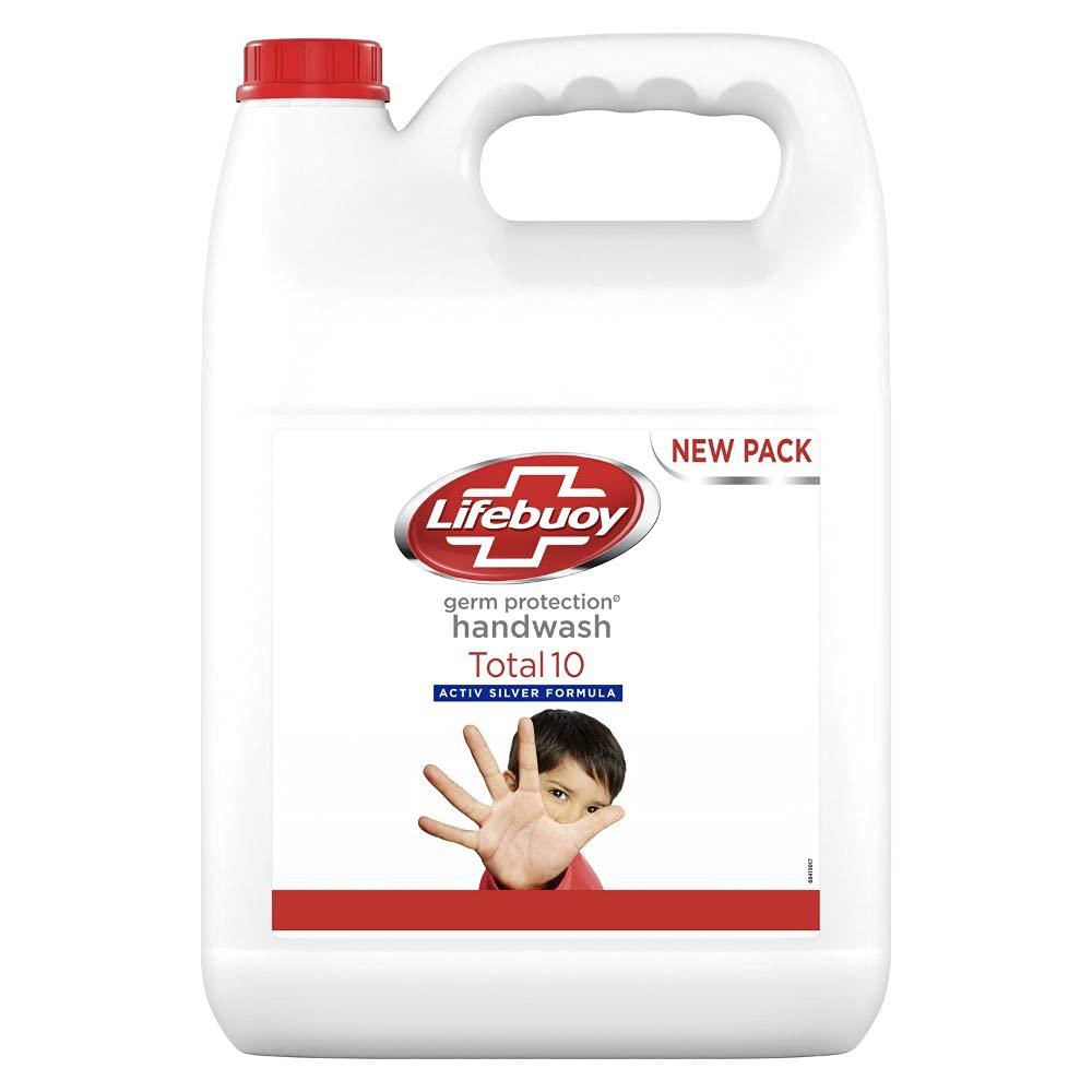 Loot Deal Lifebuoy Handwash, 5 Ltr