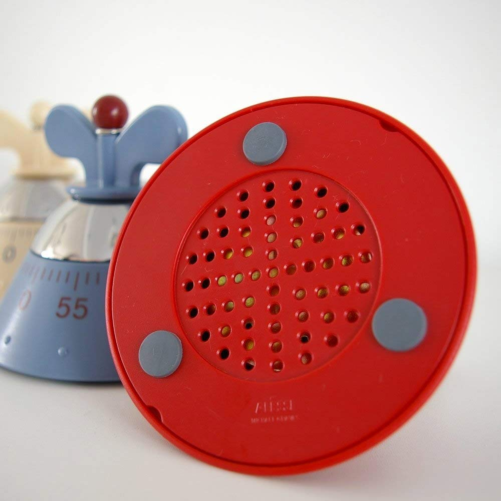 A di Alessi Michael Graves Kitchen Timer, Blue by Alessi