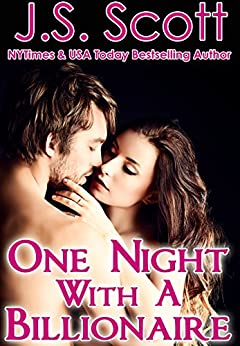 One Night with a Billionaire by [Scott, J. S.]