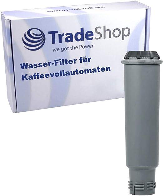 Trade-Shop - Filtro de Agua para cafetera Krups Evidence EA893c EA893c10 EA892c EA892c10 EA89 EA892110 EA8908 EA8918: Amazon.es: Hogar