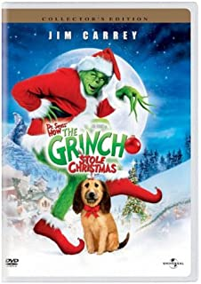 Amazon.com: Dr. Seuss' How the Grinch Stole Christmas (Deluxe ...