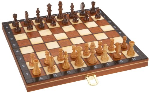 Philos Travel Chess Set Field 30 Mm by Philos