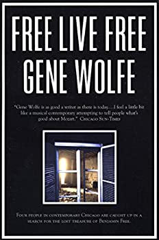 Free Live Free by Gene Wolfe science fiction book reviews