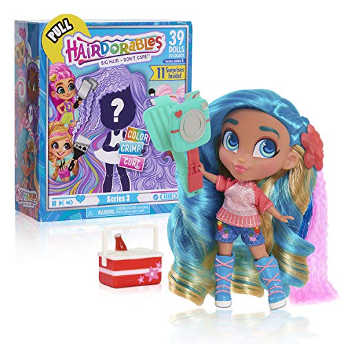Hairdorables Series 3 are the latest toys for girls