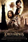 The Lord of the Rings: The Two Towers 2002 D/S Rolled Movie Poster 27x40
