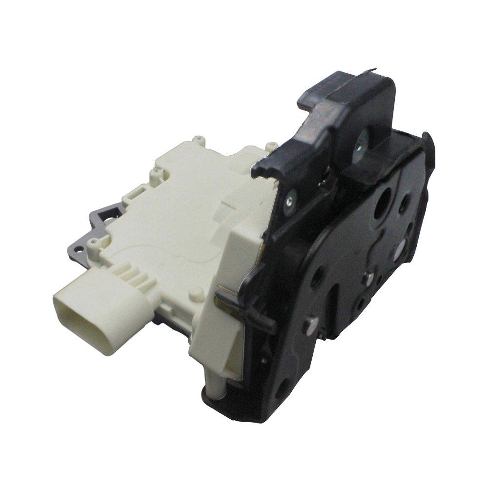Sistema di chiusura e blocco della porta anteriore sinistra per 4F1837015