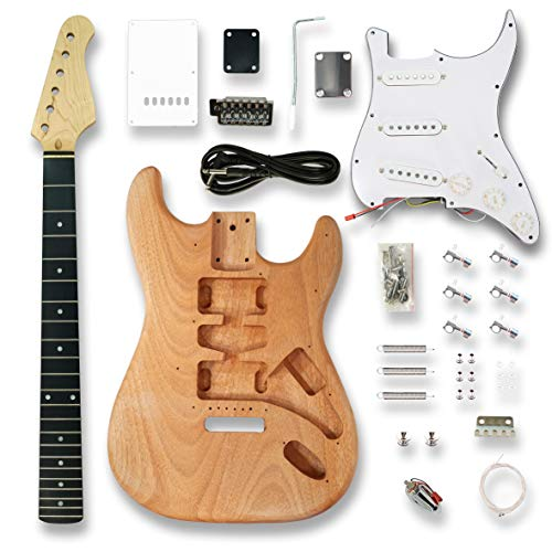 DIY Electric Guitar Kits for ST Electric Guitar