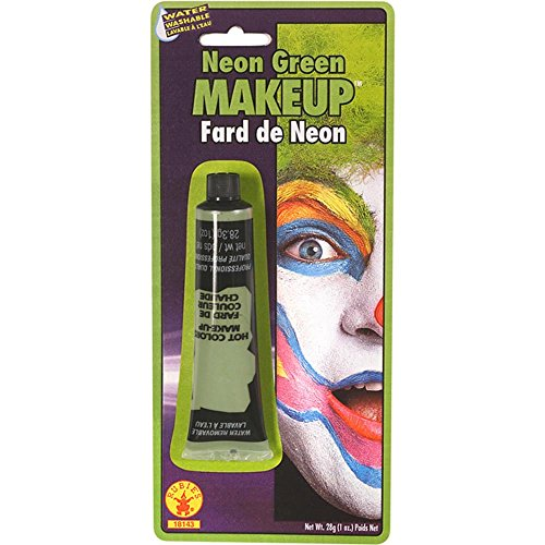1 Ounce Color Splash - Rubie's Costume Co Color Cream Makeup-Green Costume