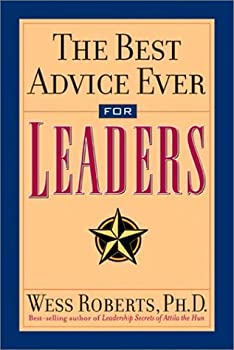 Best Advice Ever For Leaders 0740722026 Book Cover