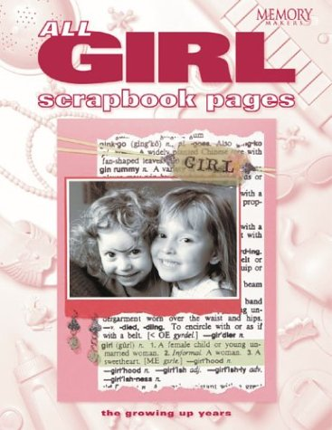 All Girl Scrapbook Pages