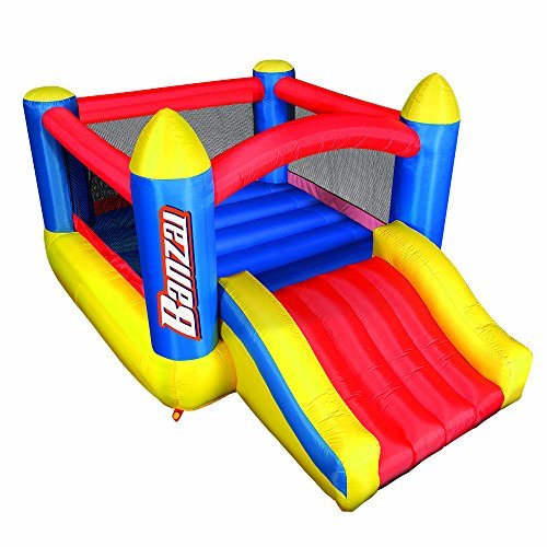 Banzai Big Bounce Slide 'N Inflatable Bouncer [並行輸入品]
