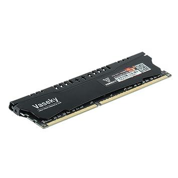 Shiwaki Memoria RAM De La Computadora De Escritorio DDR4 RAM 16GB ...
