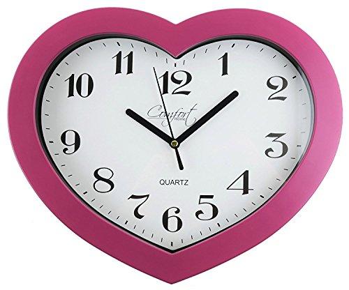 Comfort Home Heart Clock (Wall Heart Clock)