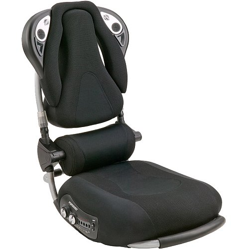 Top 10 best wireless video gaming chairs 2018 2020 on for Silla x rocker 51491 extreme iii 2 0 gaming rocker chair with audio system