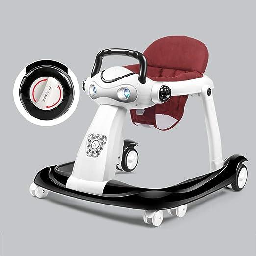 LFY Caminador de Actividad para niños pequeños y bebés 2 en 1 ...