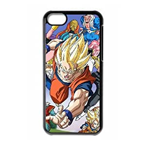 iPhone 5c Cell Phone Case Black Dragon Ball (change) 007 KYS1095842KSL
