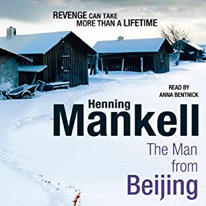 The Man From Beijing Audiobook
