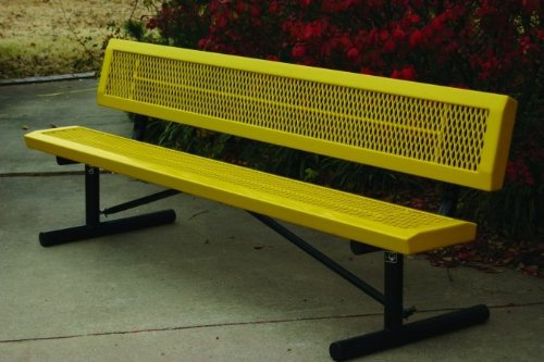 Webcoat Inc. B6WBINFP Infinity Style Benches