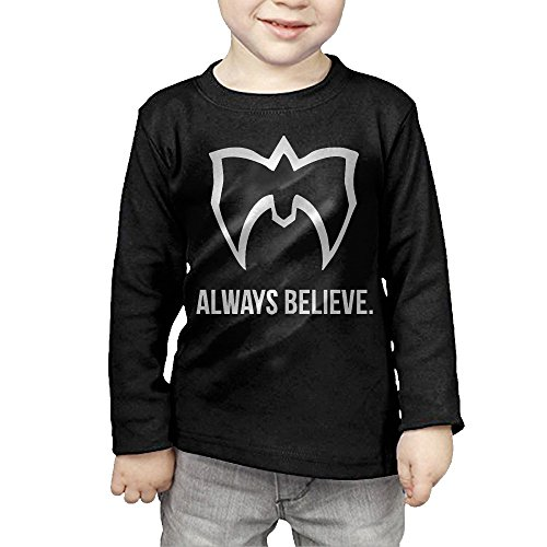 Unisex Ultimate Warrior 2016 Edition Toddler Long Sleeve T-Shirt (Ultimate Warrior Face Paint compare prices)