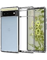 Spigen Ultra Hybrid hoesje Compatibel met Google Pixel 6 -Crystal Clear