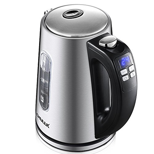 Chulux Electric Kettle Temperature Control, Kee...